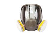 3M防护面具